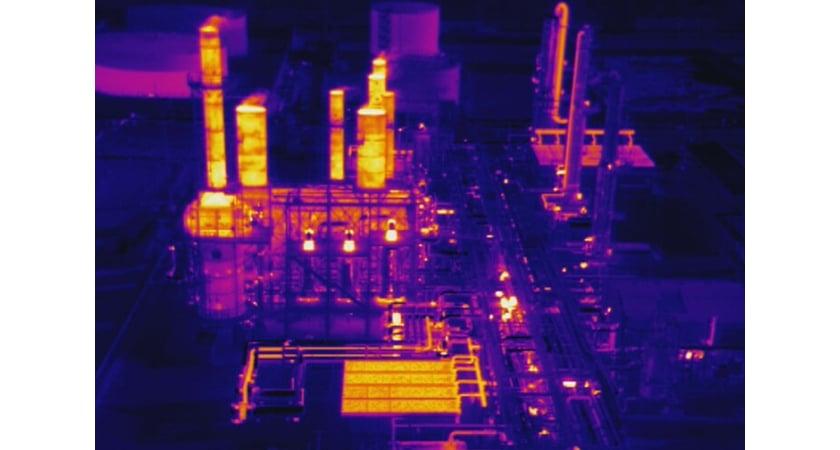 Argentina OG Inspection thermal drone roundup