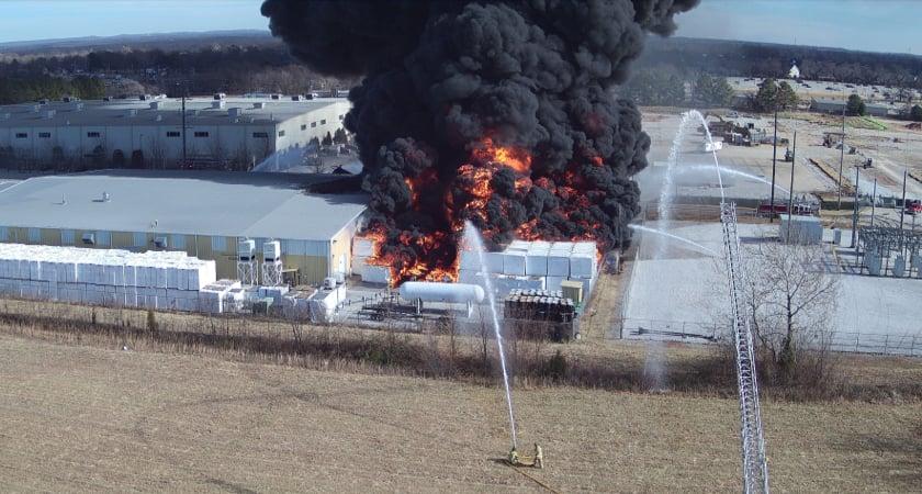 Bentonville thermal drones roundup