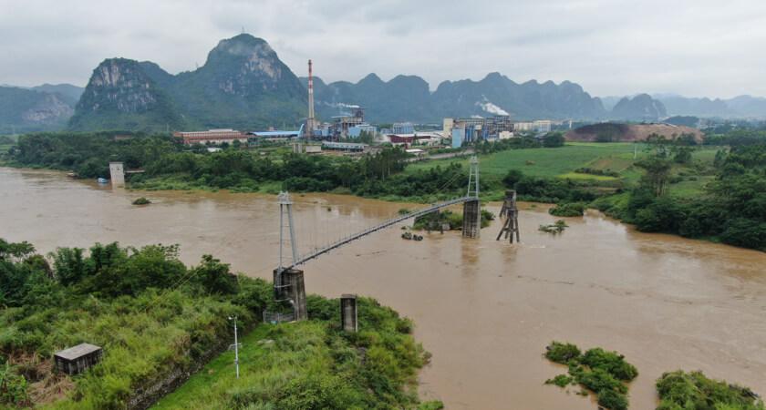 Automated Drone Bridge Inspection 2
