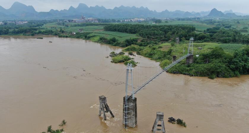 Automated Drone Bridge Inspection 3