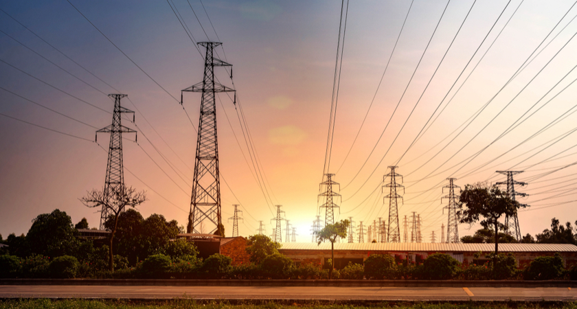 Automated Substation Inspection - Power Lines