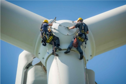 Wind Turbine Manual Inspection