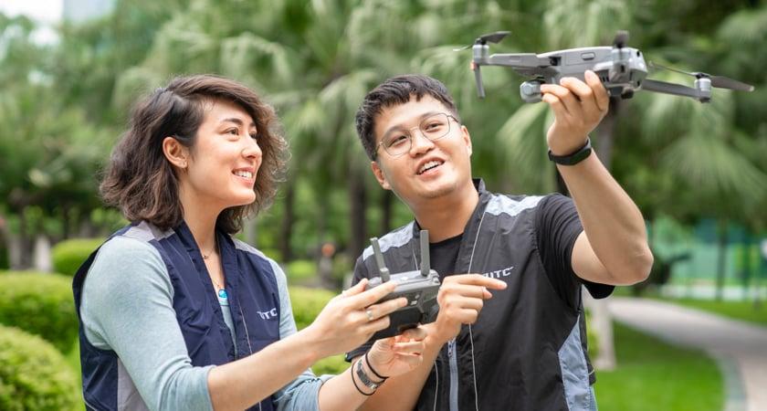 UTC Drone Pilot Training 2