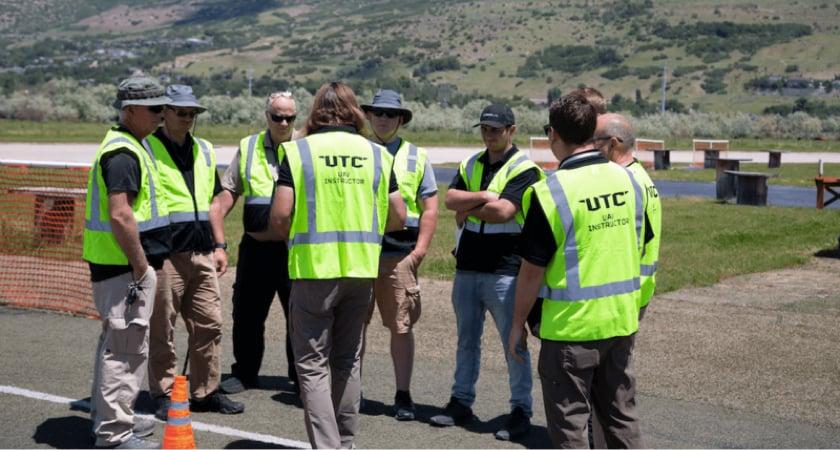 UTC Drone Pilot Training