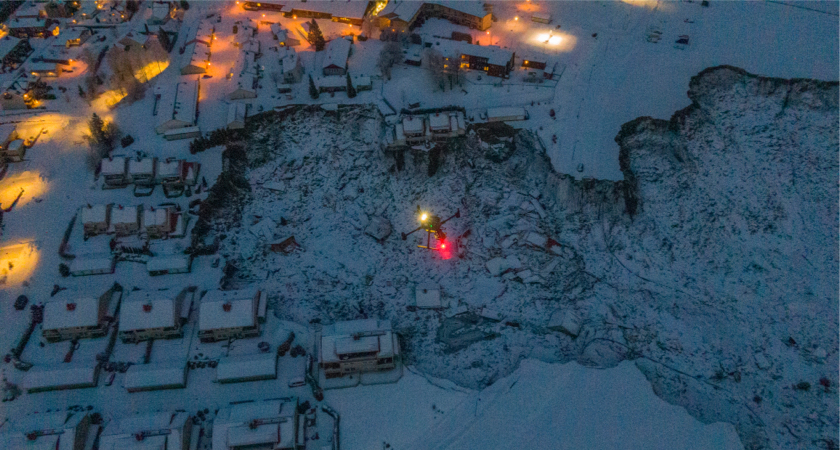 Norway Landslide Let Drones Search So You Can Rescue Photo 4