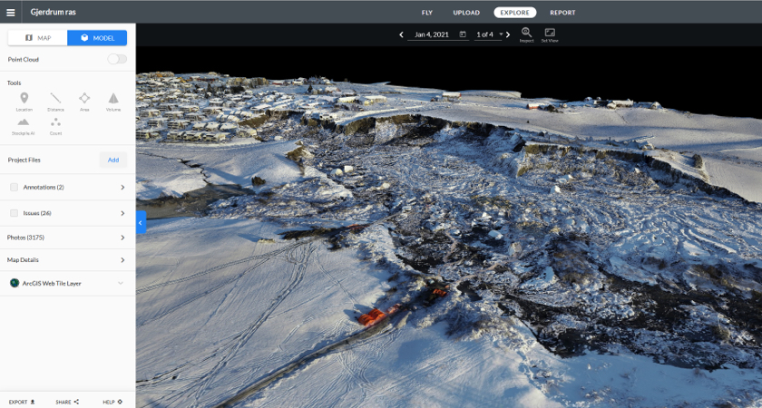 Norway Landslide Let Drones Search So You Can Rescue Photo 7