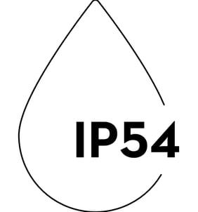 Biểu tượng IP54 420x450