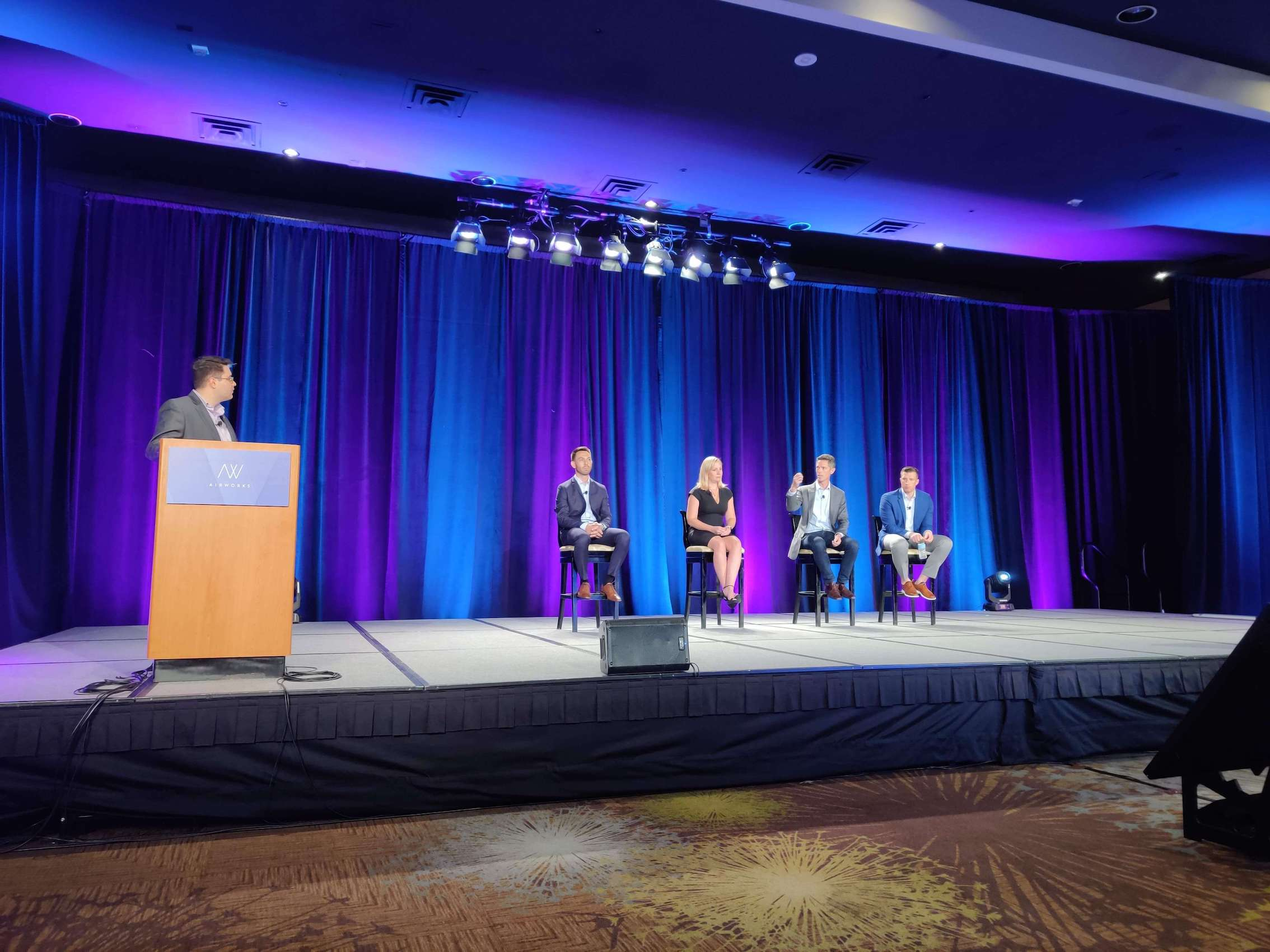 AirWorks Industry Trends Panel