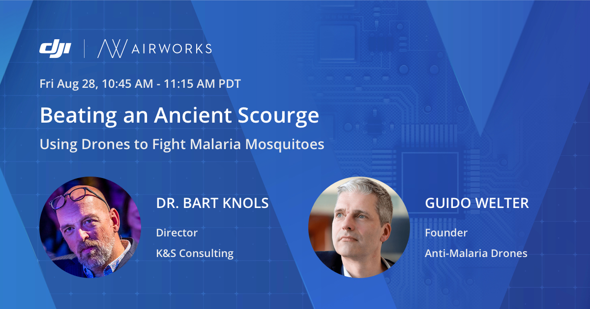 Dr. Bart Knols and Guido Welter AirWorks