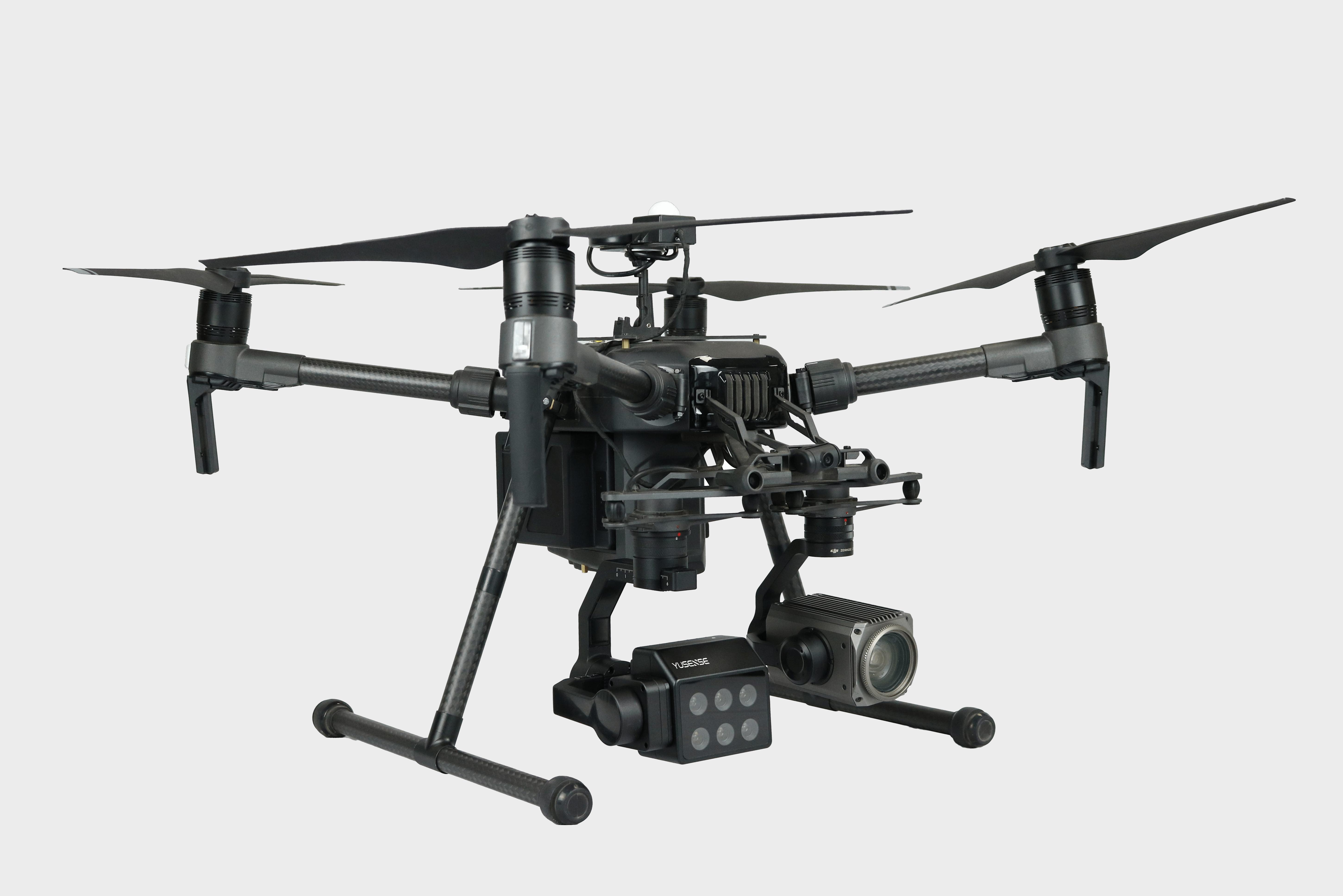 MS600 Pro + M210V2 + Z30