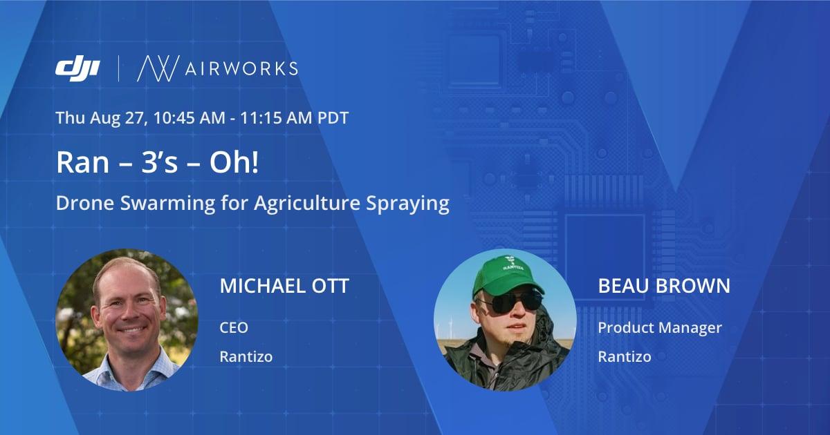 Michael Ott and Beau Brown AirWorks