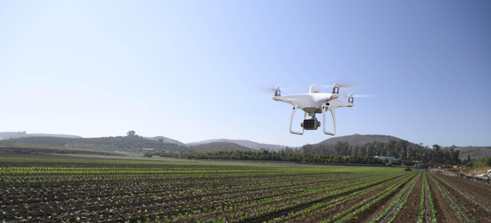 The  Phantom 4 Multispectral for precision agriculture