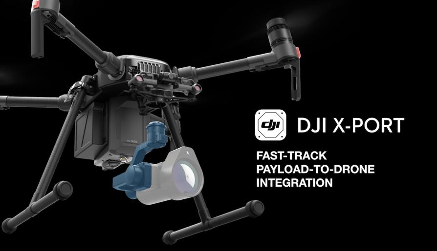 DJI X-Port
