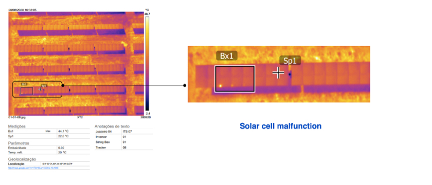 Solar Cell Malfunction