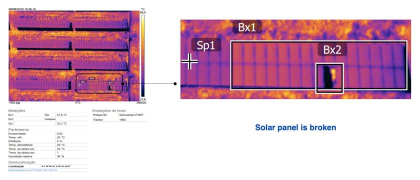 Solar Panel is Broken