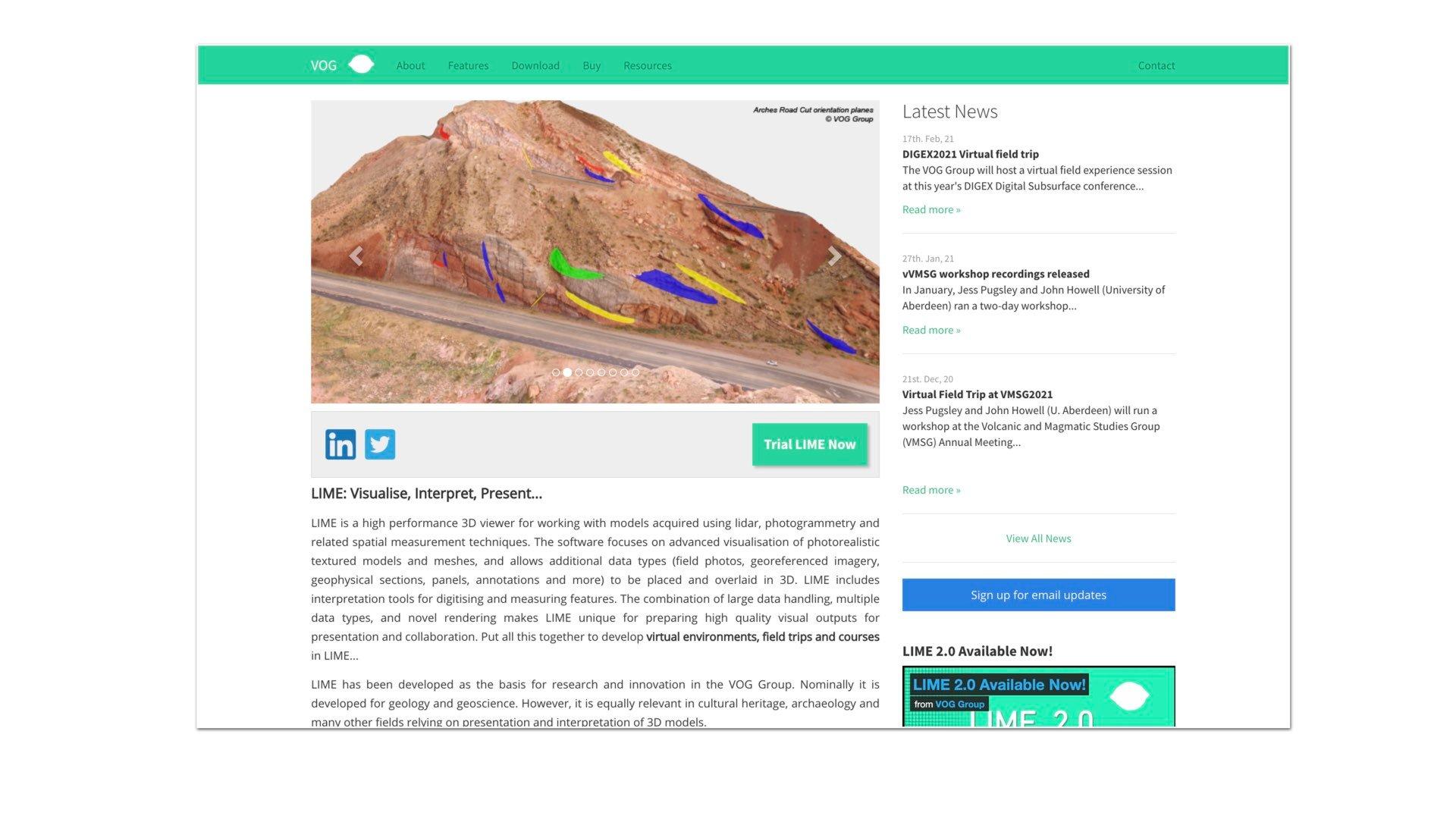 lime blog for drone 3d models